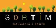 Creación de la imagen corporativa de la empresa Sortim sl. dedicada a las actividades extraescolares y colonias. (2011)