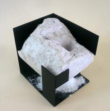 Abocador del paisatge II (12 x 10 x x12 cm)