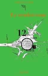 """Diseño e ilustración de la portada para el libro """"le rendez-vous"""", Asociación les 3 lezards- France (2007)"""